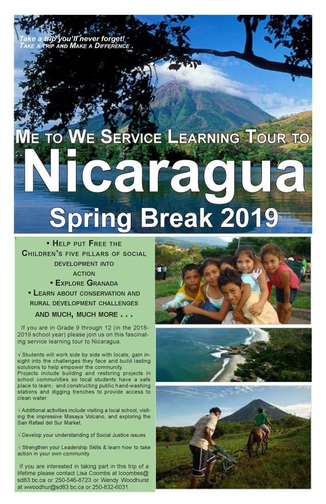 trip to nicaragua