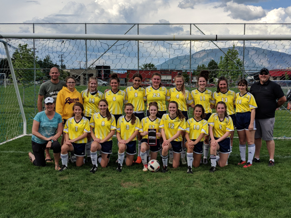 SAS Jr. Girls Soccer